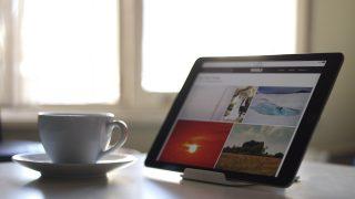 【安い・軽い・薄い】2014年生まれのxperia z2 tabletを、あえて2017年に購入したワケ