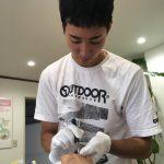哲学者、波動医学の洗礼を受ける。Self Care Lab(セルフケアラボ)王禅寺店で