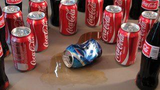 仁義なき戦い!コーラ戦争から学ぶマーケティング手法あれこれ
